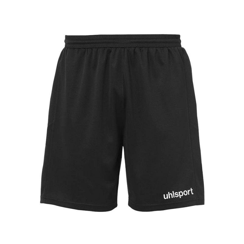 Uhlsport Hose Goal Short kurz Schwarz F09 - schwarz
