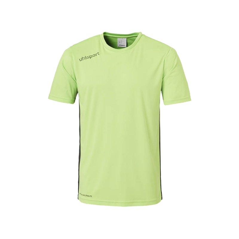 Uhlsport Trikot Essential kurzarm Kinder Grün F05 - gruen