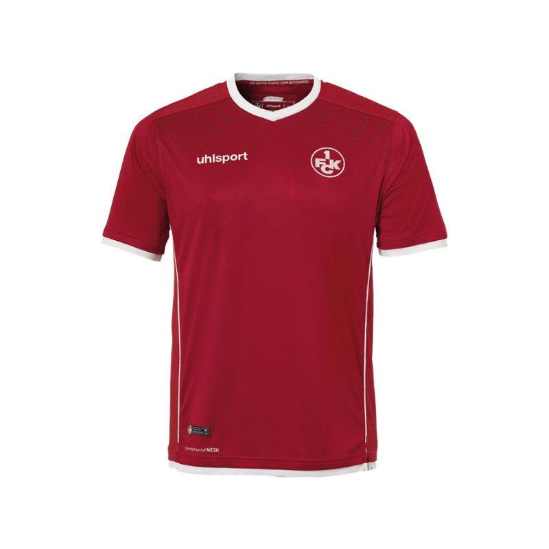 Uhlsport Trikot H Kinder 17/18 1. FC Kaiserslautern - rot
