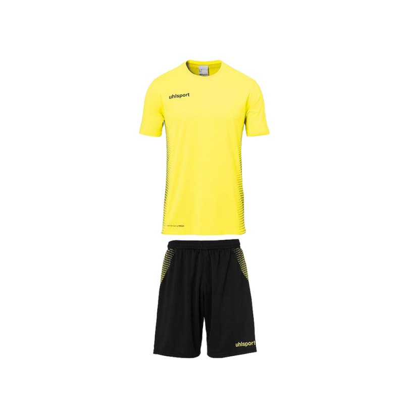 Uhlsport Score Trikotset kurzarm Gelb Kids F07 - gelb