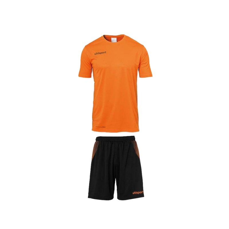 Uhlsport Score Trikotset kurzarm Kids F09 - orange