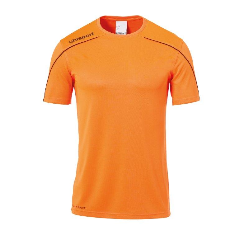 Uhlsport Stream 22 Trikot kurzarm Kids Orange F09 - Orange