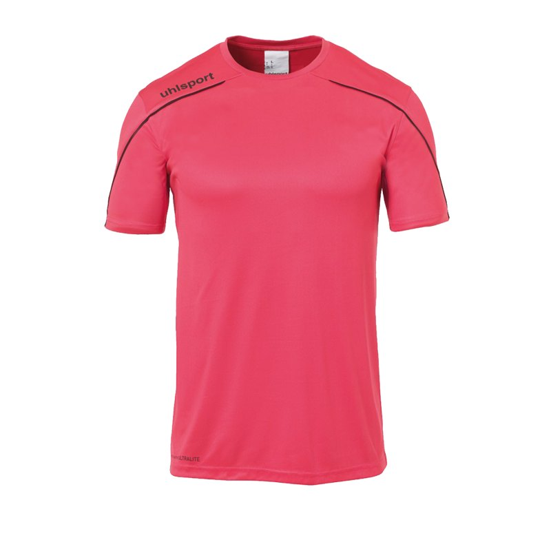 Uhlsport Stream 22 Trikot kurzarm Kids Pink F20 - Pink