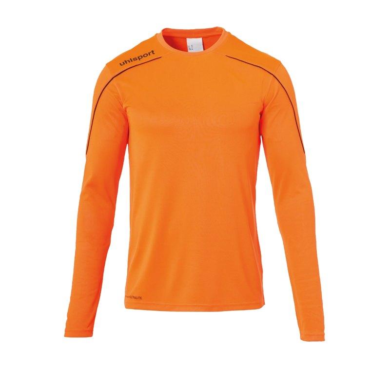 Uhlsport Stream 22 Trikot langarm Kids Orange F09 - Orange