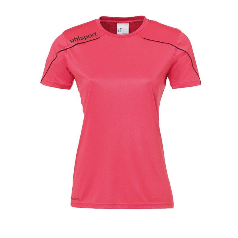 Uhlsport Stream 22 Trikot kurzarm Damen Pink F20 - Pink