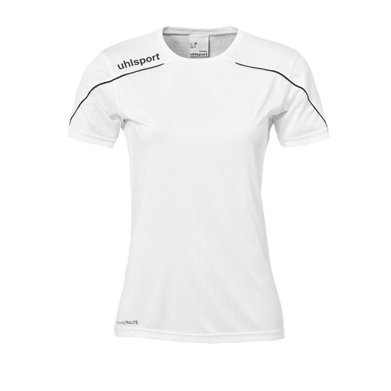 Uhlsport Stream 22 Trikot kurzarm Damen Weiss F02 - Weiss