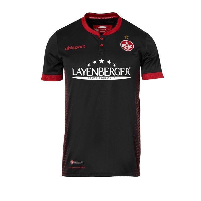 Uhlsport 1. FC Kaiserslautern Trikot A Kids 18/19 - schwarz