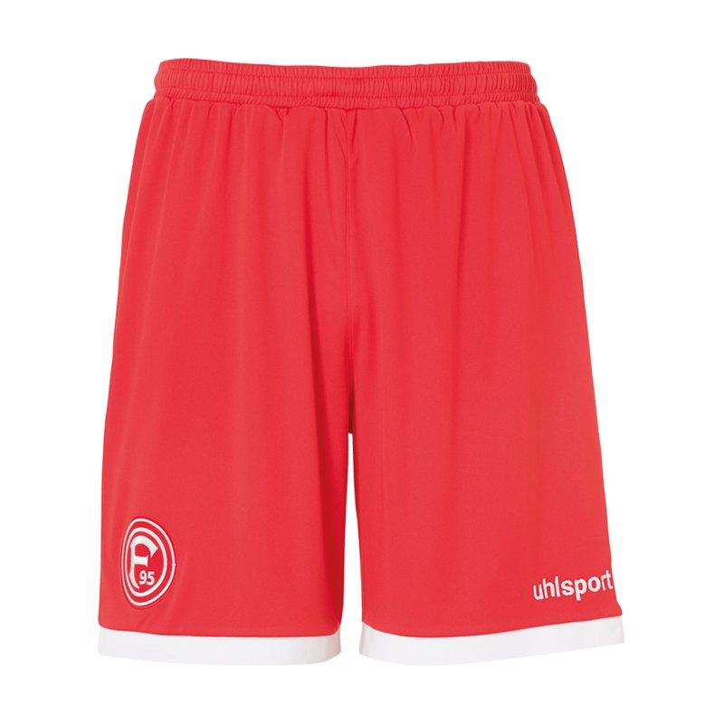 Uhlsport Fortuna Düsseldorf Short Home 2020/2021 Kids - rot
