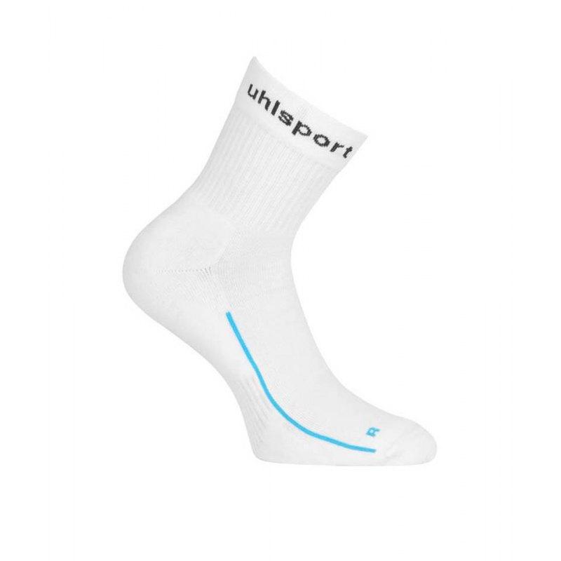 Uhlsport Team Classic Socken 3 Paar Weiss F02 - weiss
