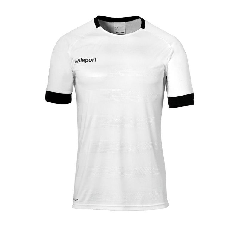 Uhlsport Division II Trikot kurzarm Weiss F02 - weiss