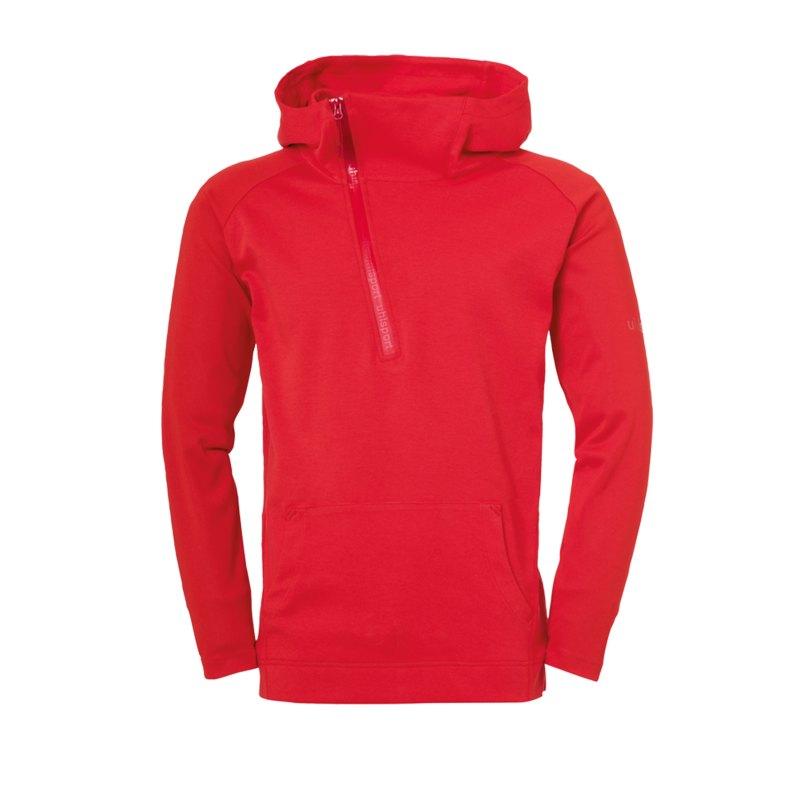 Uhlsport Essential Pro Ziptop Rot F04 - rot