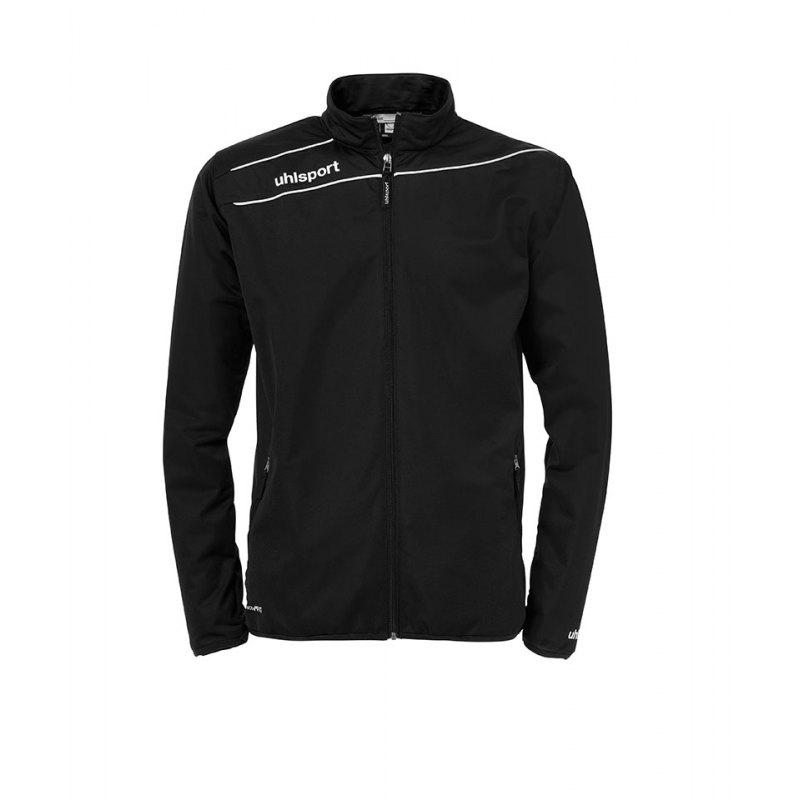 Uhlsport Stream 3.0 Classic Trainingsjacke Schwarz F02 - schwarz
