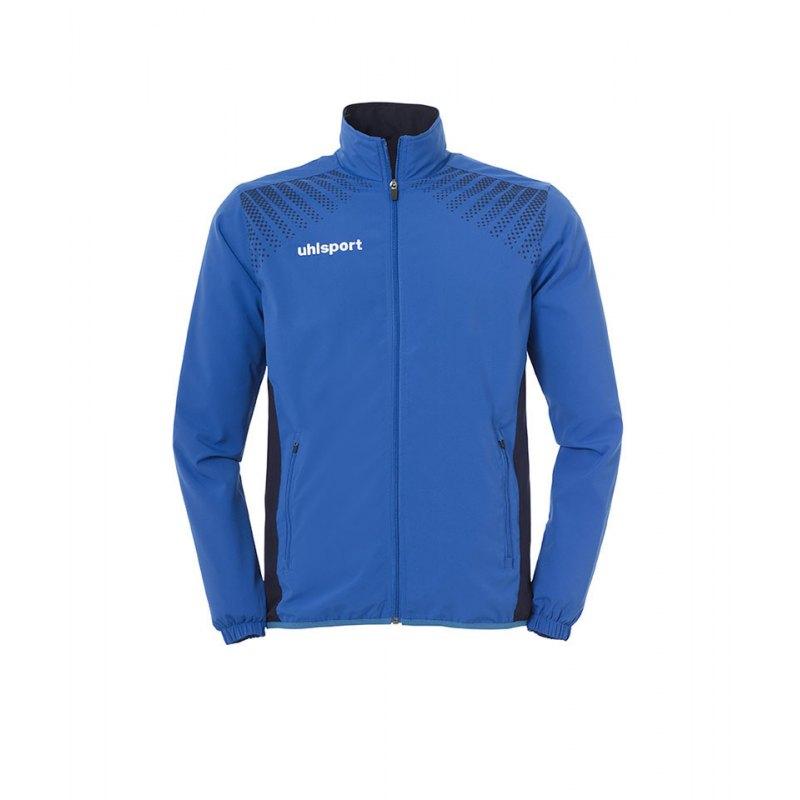 Uhlsport Präsentationsjacke Goal Blau F03 - blau