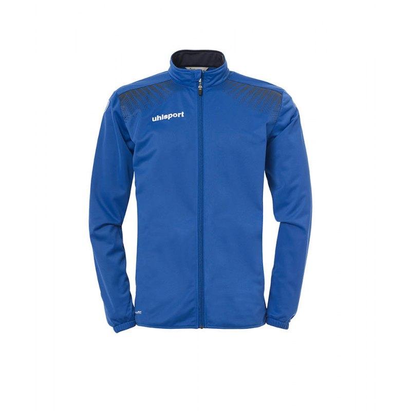 Uhlsport Trainingsjacke Goal Kinder Blau F03 - blau