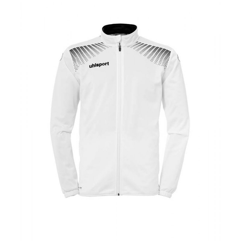 Uhlsport Trainingsjacke Goal Kinder Weiss F02 - weiss