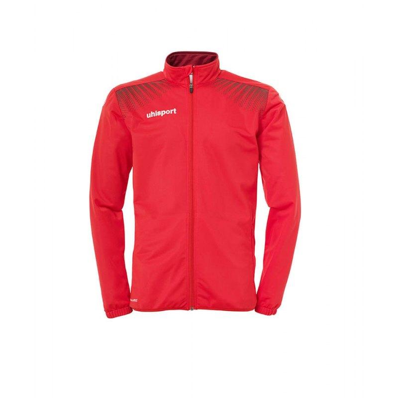 Uhlsport Trainingsjacke Goal Rot F04 - rot