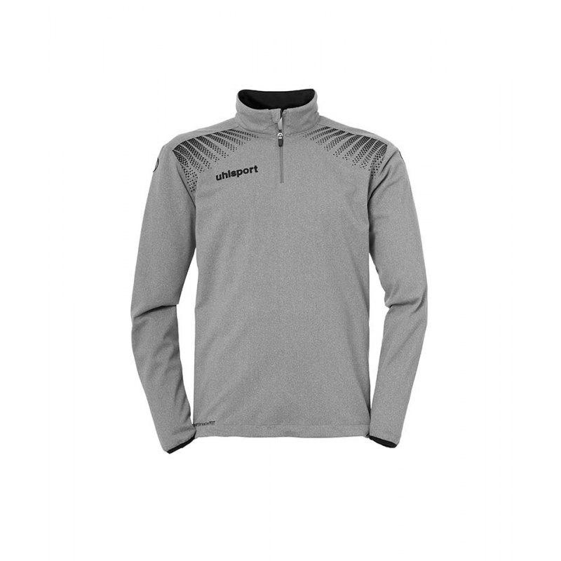 Uhlsport Ziptop Goal Grau Schwarz F05 - grau