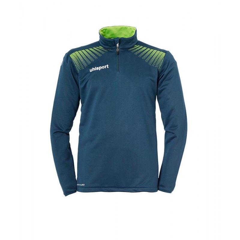 Uhlsport Ziptop Goal Kinder Blau Grün F06 - blau