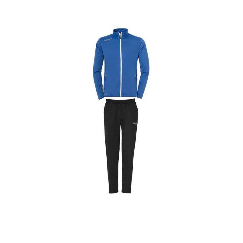 Uhlsport Trainingsanzug Essential Classic Kinder F02 - blau