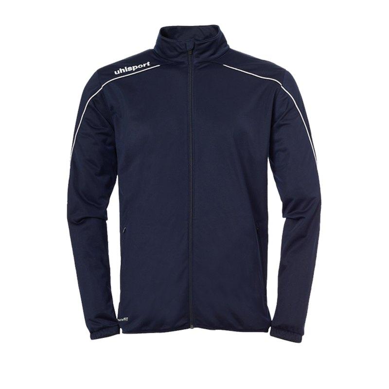Uhlsport Stream 22 Trainingsjacke Classic Kids F12 - Blau
