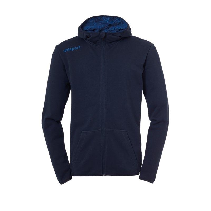 Uhlsport Essential Kapuzenjacke Blau F12 - blau