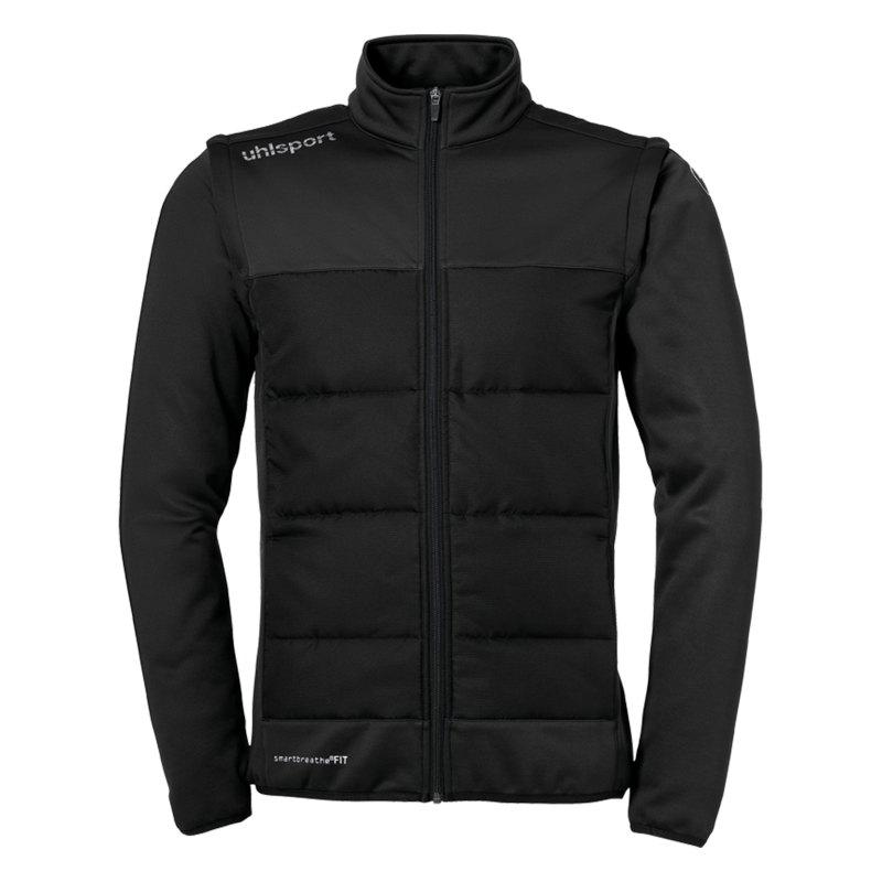 Uhlsport Essential Multi Jacke Schwarz F01 - schwarz