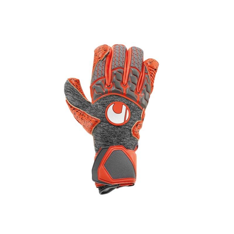 Uhlsport Aerored Supergrip Handschuh Grau F02 - grau