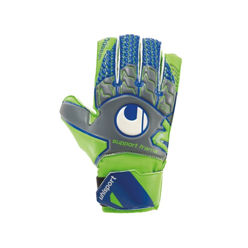 Uhlsport Tensiongreen S SF TW-Handschuh Kids F01 - grau