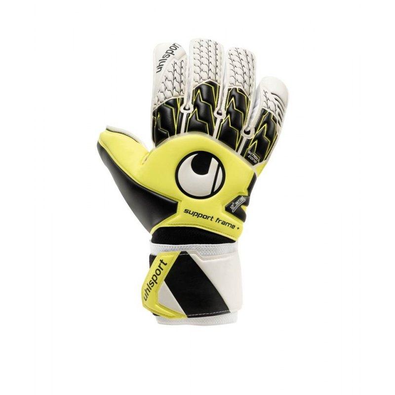 Uhlsport HN Soft SF+ TW-Handschuh Gelb F01 - gelb