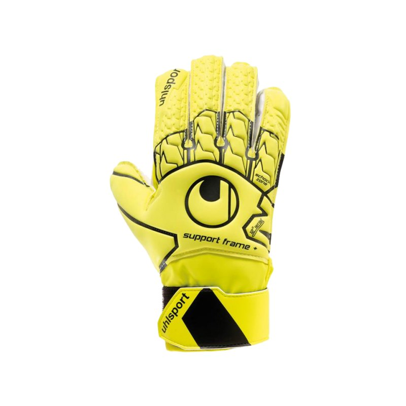 Uhlsport Soft SF+ Junior TW-Handschuh Kids F01 - gelb