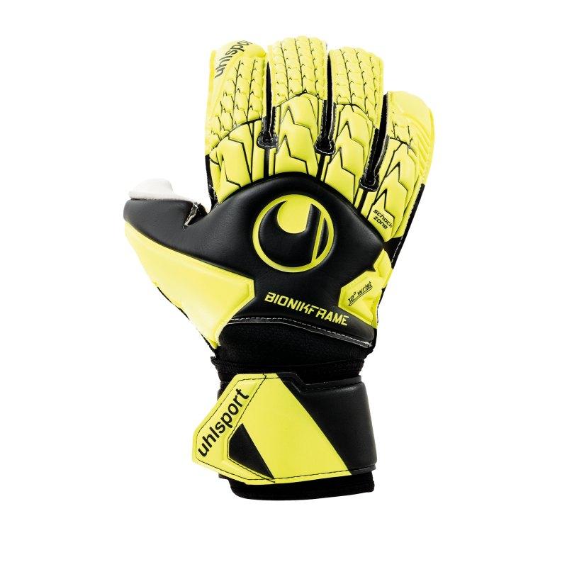 Uhlsport Absolutgrip Bionik TW-Handschuh F01 - Schwarz