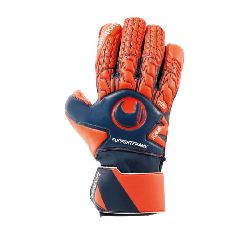 Uhlsport Next Level Soft SF TW-Handschuh Blau F01 - blau