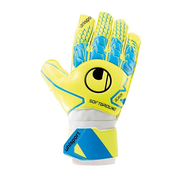 Uhlsport Soft Advanced Handschuh F01 - Gelb