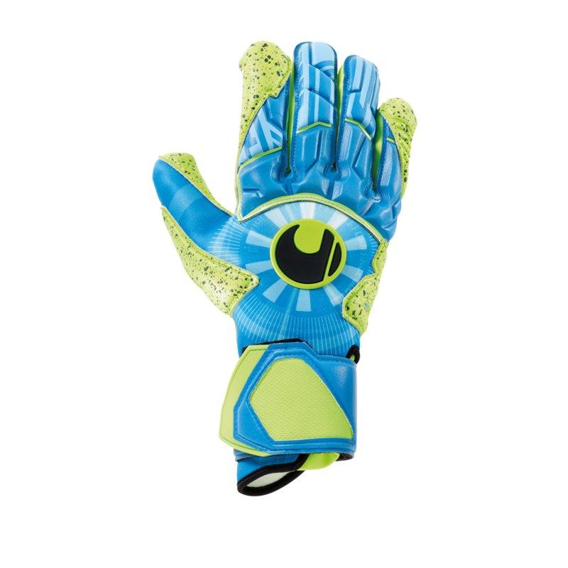 Uhlsport Radar Control Supergrip HN Handschuh F01 - Blau