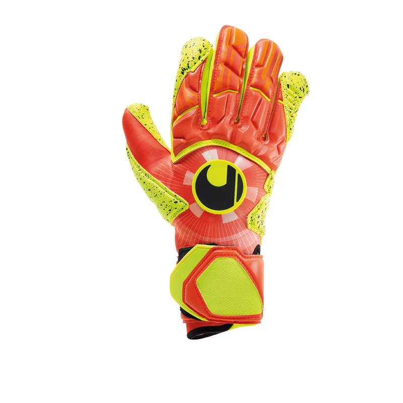 Uhlsport Dyn.Impulse Supergrip HN TW-Handschuh F01 - orange