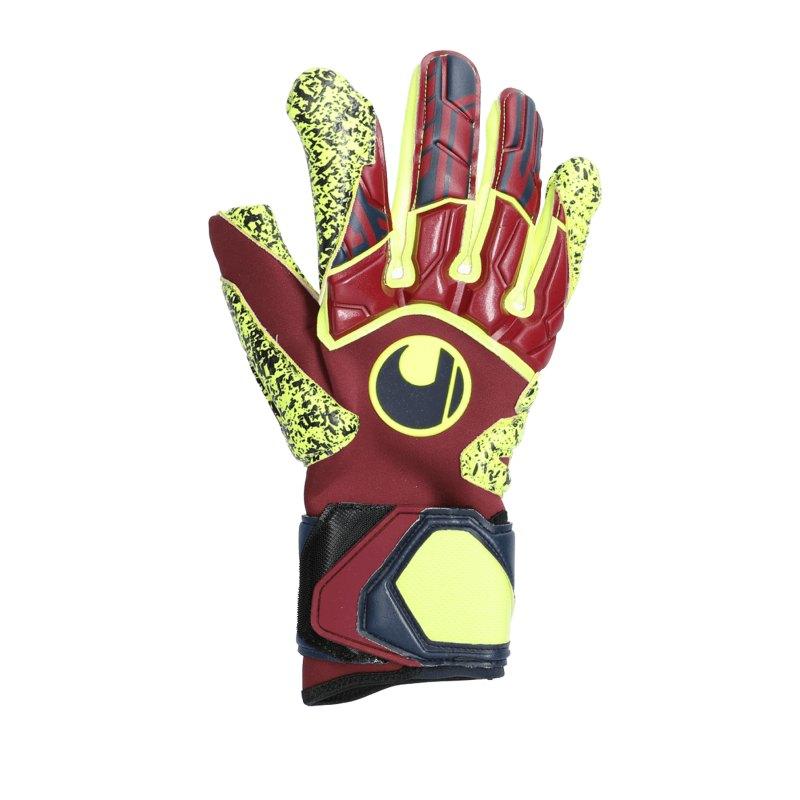 Uhlsport Dyn.Impulse Supergrip TW-Handschuh F268 - rot
