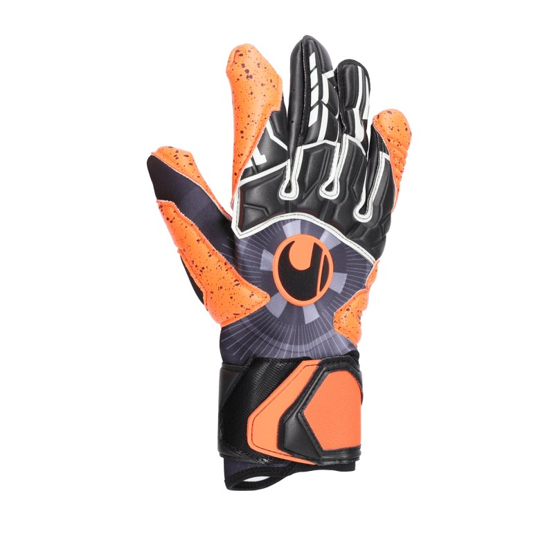 Uhlsport Dyn.Impulse Supergrip TW-Handschuh F279 - rot