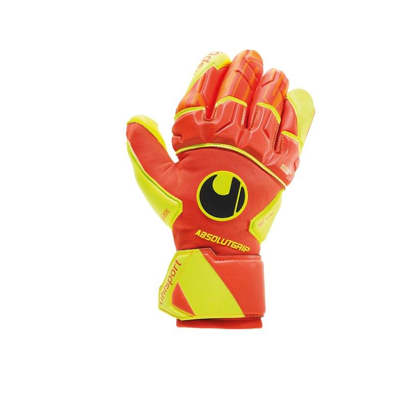 Uhlsport Dyn.Impulse Absolutgrip TW-Handschuh F01 - orange