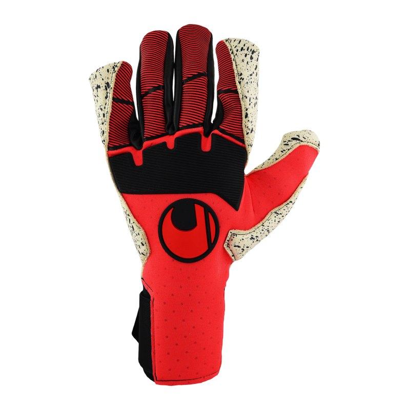 Uhlsport Pure Force Supergrip+ HN TW-Handschuh F01 - rot