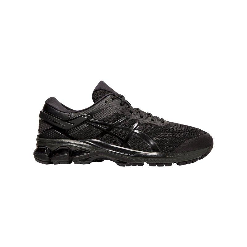 Asics Gel-Kayano 26 Running Schwarz F002 - schwarz