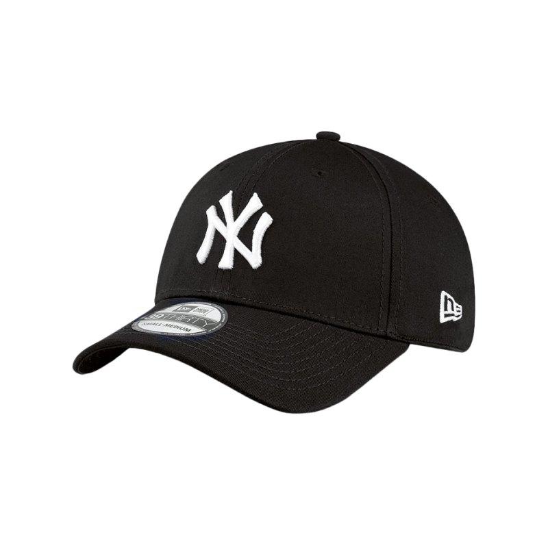 New Era NY Yankees 39Thirty League Basic Schwarz - schwarz