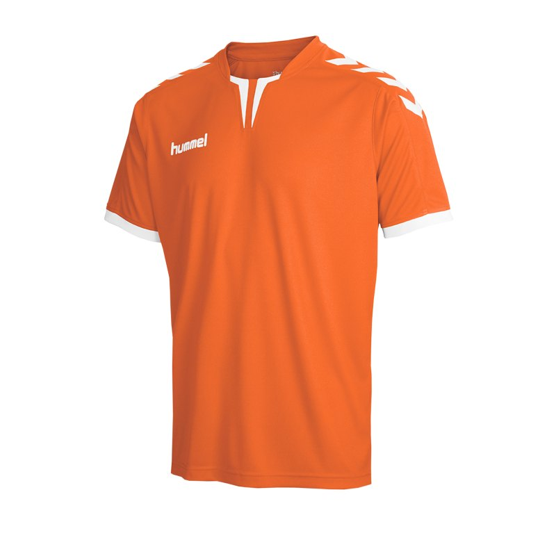Hummel Core Trikot kurzarm Kids Orange F5010 - orange