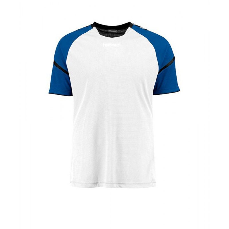 Hummel Authentic Charge Trikot Kids Weiss F9368 - weiss