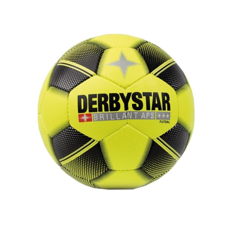 Derbystar Futsal Brill. APS Spielball Gr.4 F592 - gelb