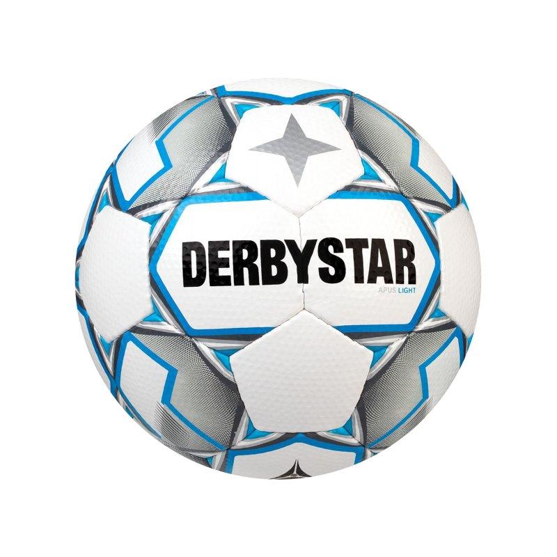 Derbystar Apus Light v20 Trainingsball F096 - weiss