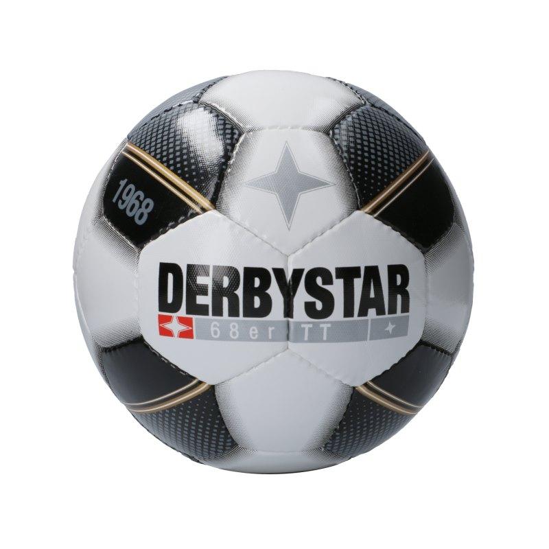 Derbystar 68er TT Fussball F128 - weiss