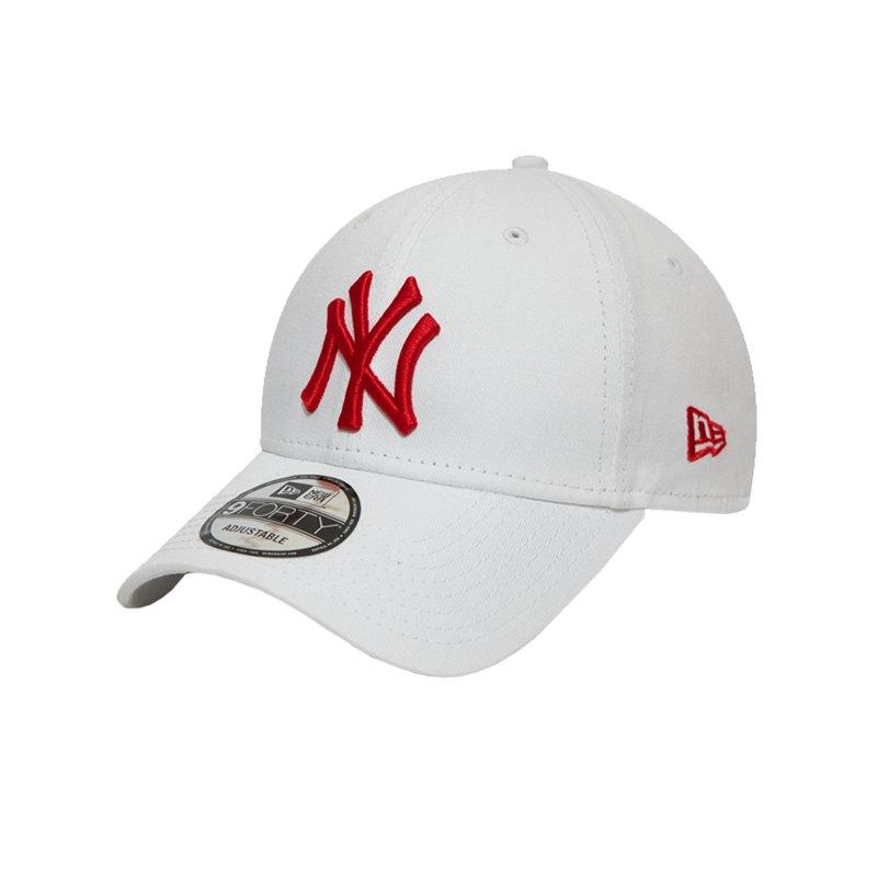 New Era New York Yankees Essential 940 Neyyan Cap FWHI - weiss
