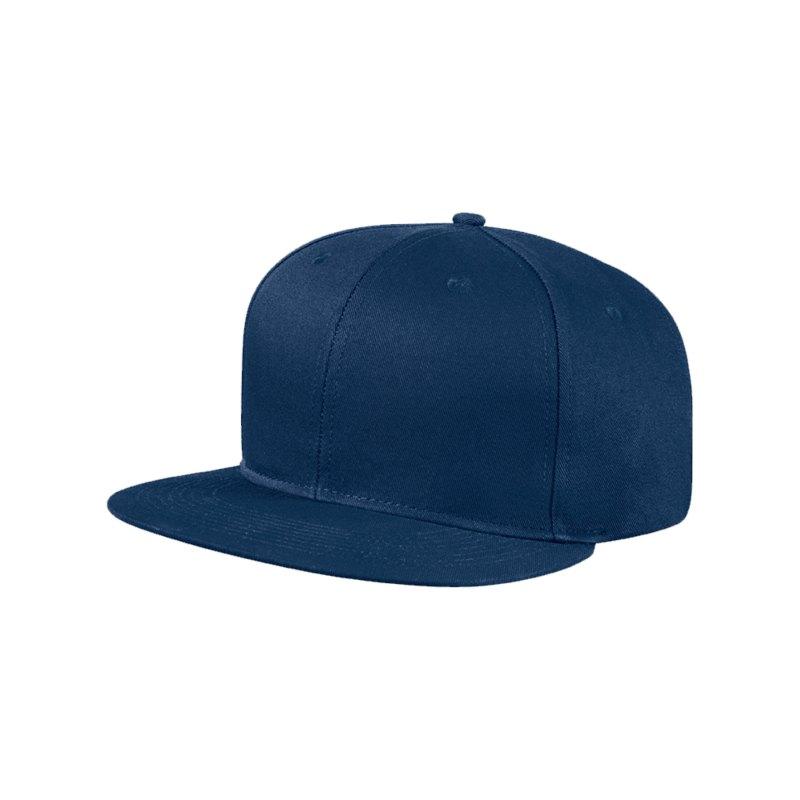 JAKO Base Cap Blau F09 - blau