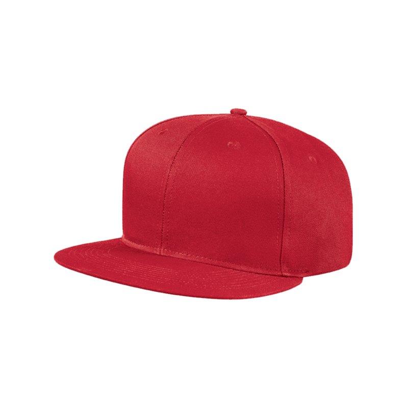 JAKO Base Cap Rot F01 - rot