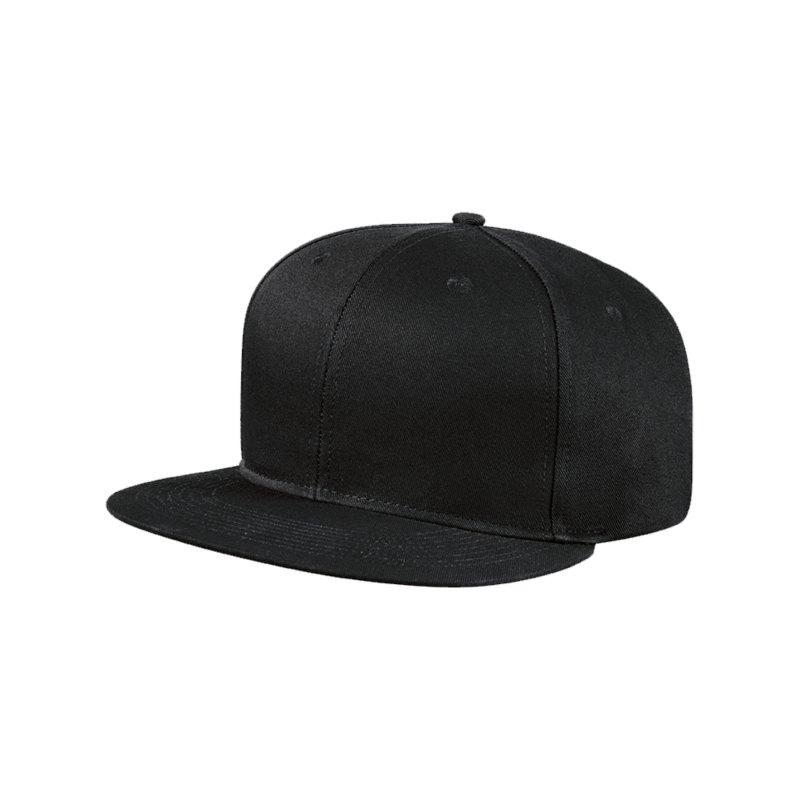 JAKO Base Cap Schwarz F08 - schwarz
